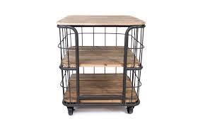 meuble bout de canapé bout de canapé cage industriel petits meubles de rangement ma