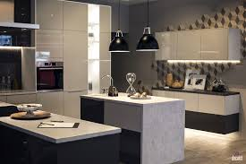wine storage space classic and trendy gray and white kitchen