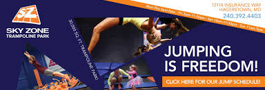 Hagerstown Md Zip Code Map by Sky Zone Trampoline Park In Hagerstown Md Local Coupons October