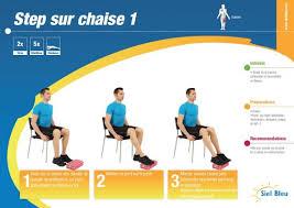 activité physique adaptée sur chaise macif avec les aidants