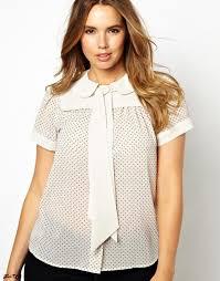 plus size blouses 30 polka dot pieces for plus size babble