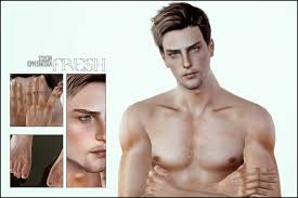 sims 3 men custom content my sims 3 blog eskin fresh by ephemera sims 3 cc custom content