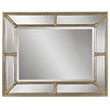 Uttermost Mirrors Dealers Uttermost Lucinda Antique Silver Mirror