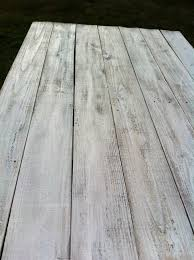 white stain on wood table farmhouse table from scrap wood mom in music city