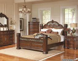 Leather Headboard Queen Bed by Queen Size Nail Head Bed Frame W Leather Headboard U0026 Footboard