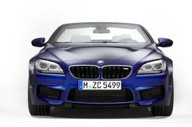Bmw Reveals 2013 M6 Coupe And Convertible With 560hp Bi Turbo V8