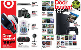 target s black friday sale has 100 psvr and ps4 15 re7