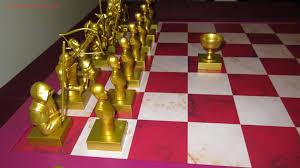 Cool Chess Pieces Fate Zero Servant Model Chess Piece Set Original Board Game Idea