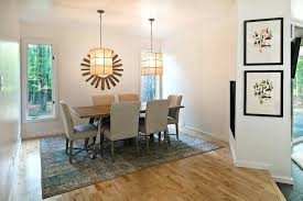Pendant Lighting For Dining Table Dining Table 2 Pendant Lights Over Dining Table Uk Contemporary