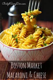 boston market menu for thanksgiving boston market macaroni and cheese recipe budget savvy diva