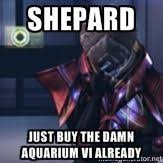 Facepalm Meme Generator - mass effect 3 series 2 action figures garrus product image