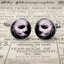 Halloween Michael Myers Shirt Halloween Movie Michael Myers Cuff Links 35322