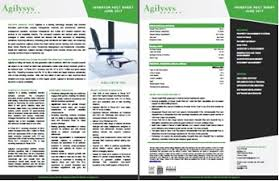 annual reports investor contacts news investor relations agilysys