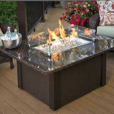 Lowes Outdoor Fireplace by Shop Outdoor Greatroom Company 36 In W 65000 Btu British Copper