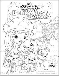 casa moncada strawberry shortcake berry best in show dvd