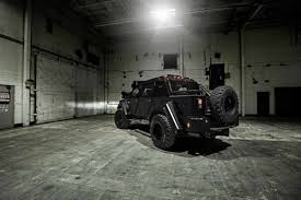 tactical truck the gurka rpv is the armor plated tactical truck of your dreams