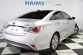 hyundai sonata 2014 2014 used hyundai sonata hybrid 4dr sedan limited at haims motors