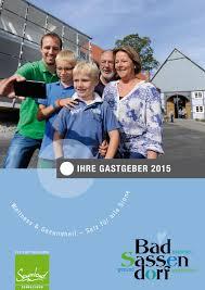 Haus Rasche Bad Sassendorf Bad Sassendorf Gastgeberverzeichnis 2015 By Bad Sassendorf Issuu