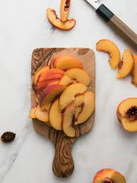 I Wish There Was Every by Late Summer Peach Galette With Baklava Like Filling U2013 A Cozy Kitchen