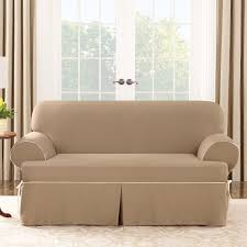 3 Piece T Cushion Slipcovers For Sofas by Beautiful Sure Fit Sofa Slipcover 11 For Sofas And Couches Set
