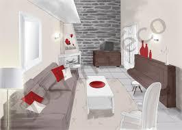 salon gris taupe et blanc gris et taupe chambre mur gris salon peinture salon blanc deco 6