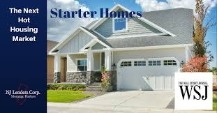 starter homes the next housing market starter homes