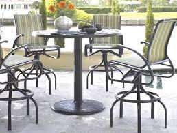 unique design elegant pub patio table sling patio furniture watsons