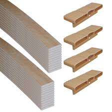 Bed Slat Frame Row Diy Sprung Bed Slat Kits Ideal For Two Sleepers