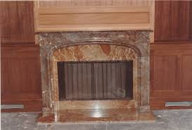 fireplace hearth stone binhminh decoration