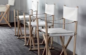 chaise de realisateur designer inconnu le fauteuil de metteur en scène
