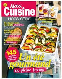 abo maxi cuisine le magazine maximag fr