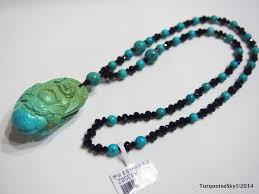 natural turquoise necklace images Natural turquoise necklace 23 6 inches turquoisesky JPG