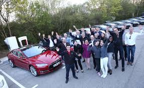 Tesla Supercharger Map Tesla Supercharger Rallye Durch Deutschland Iphone Fan