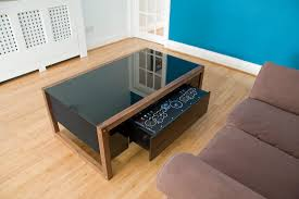 decoration in game coffee table with high end furniture game