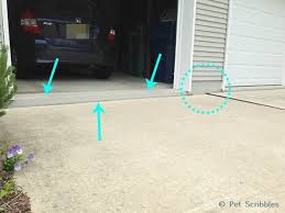 concrete driveway sinking repair sinking concrete lift it with mudjacking pet scribbles