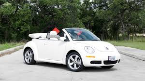 convertible volkswagen 2016 triple white vw beetle convertible for sale u2013 15 995