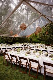 clear wedding tent best 25 clear tent ideas on backyard tent wedding