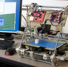 Schreibtisch F Computer Und Drucker Innovation Neuer 3d Drucker Kann Gegenstände Herstellen Welt