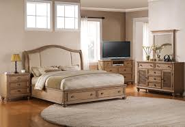 King Bedroom Set With Storage Headboard Full Queen Upholstered Headboard Bed With Storage Footboard By