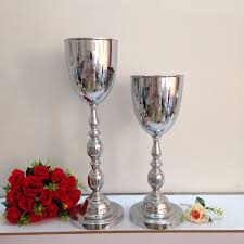 bulk silver vases compare prices on silver vases online shopping buy low price