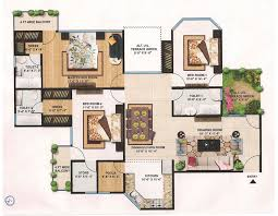 delhi gate by delhi infratech limited 2 3 4 bhk residential