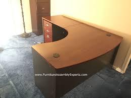 furniture entrancing corner desk brown bbf furniture and big