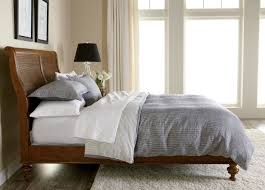 verano ticking stripe duvet cover and shams ethan allen