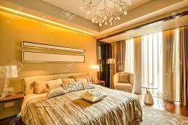 chambre haut de gamme hôtel de luxe chambre avec des meubles haut de gamme et la