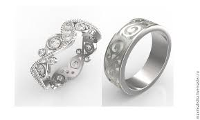 symbol of ring in wedding buy wedding ring symbol of white gold 585 diamonds on