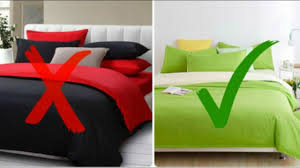 red or black bed sheets change them immediately youtube