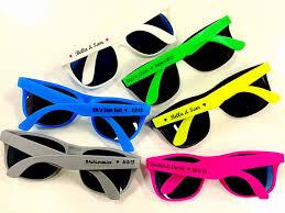 wedding sunglasses personalized sunglasses wedding favor wedding sunglasses