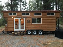 Luxury Tiny Homes by Luxury Tiny House In Bend 280 Sq Ft