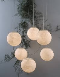 Sphere Pendant Light Globe Pendant Light Giant Pendant Light Moon By In Es Artdesign