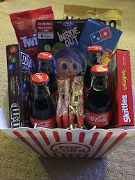 Comfort Gift Basket Ideas The 25 Best Movie Basket Gift Ideas On Pinterest Movie Night
